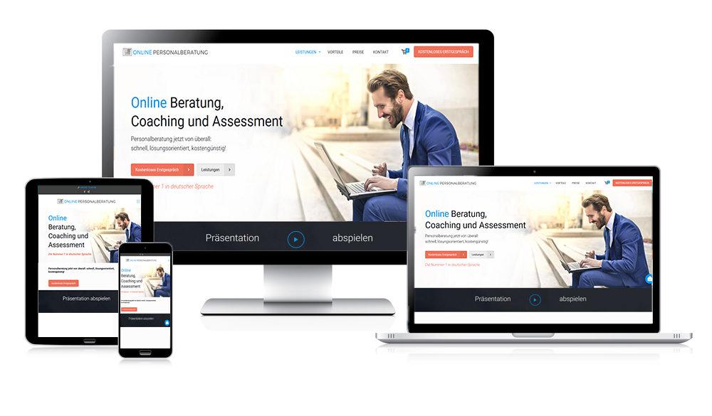 Online Personalberatung Mobile Kommunikation